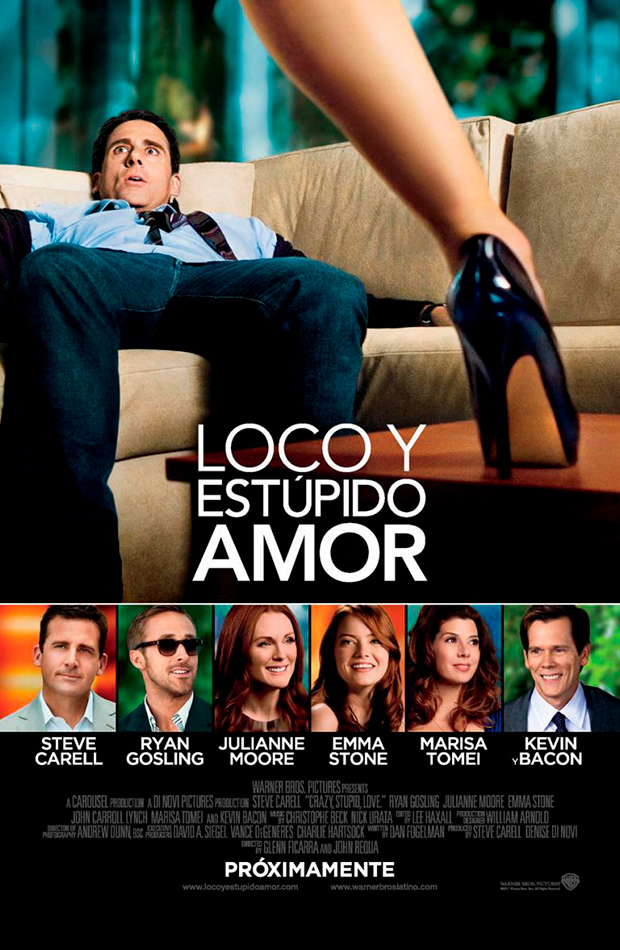 Crazy, Stupid, Love - 2011 comedias divertivas netflix