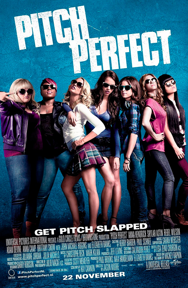 Pitch Perfect 2012 comedias divertidas netflix