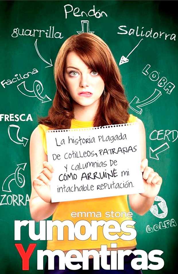 Easy A rumors and lies