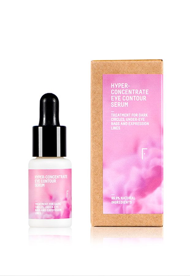 cosmética postparto Hyper-Concentrate Eye Contour Serum de Freshly Cosmetics