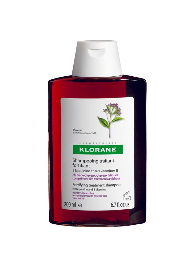 Cosmética de farmacia Klorane Quinina