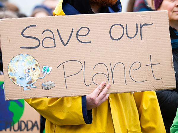 Cuidar del planeta