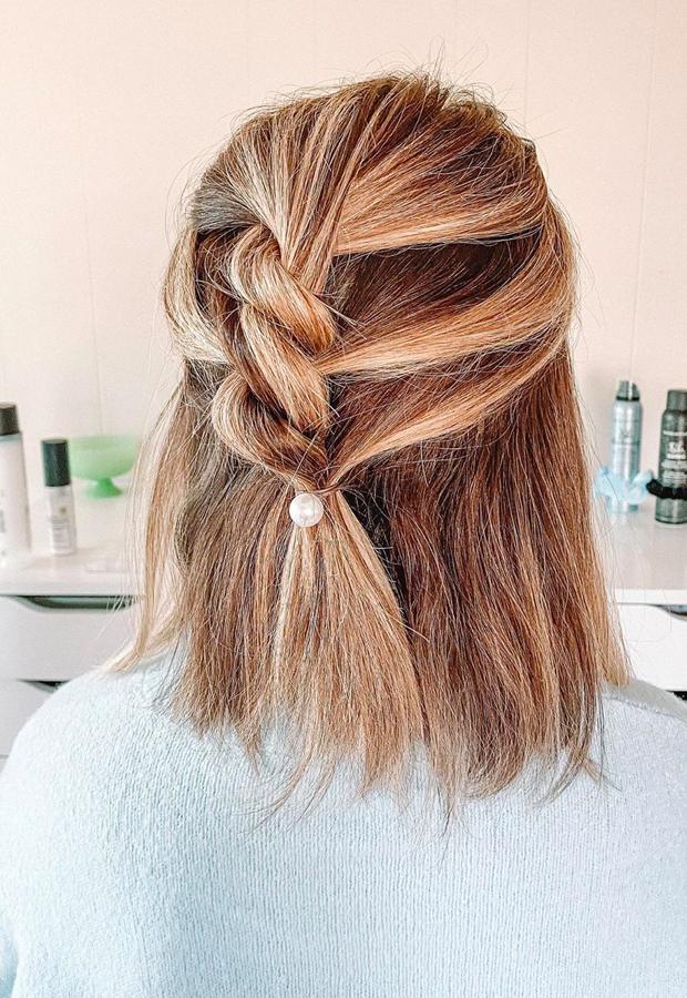 peinados bonitos con trenzas kayleymelissa
