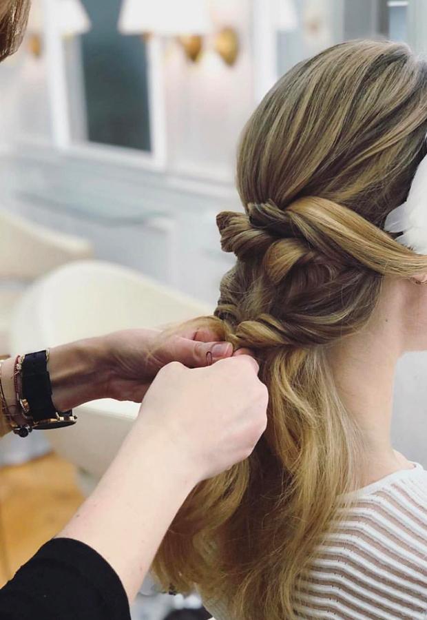 peinados bonitos con trenzas salonmonchomoreno
