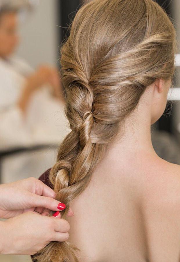 peinados bonitos con trenzas saloncheska