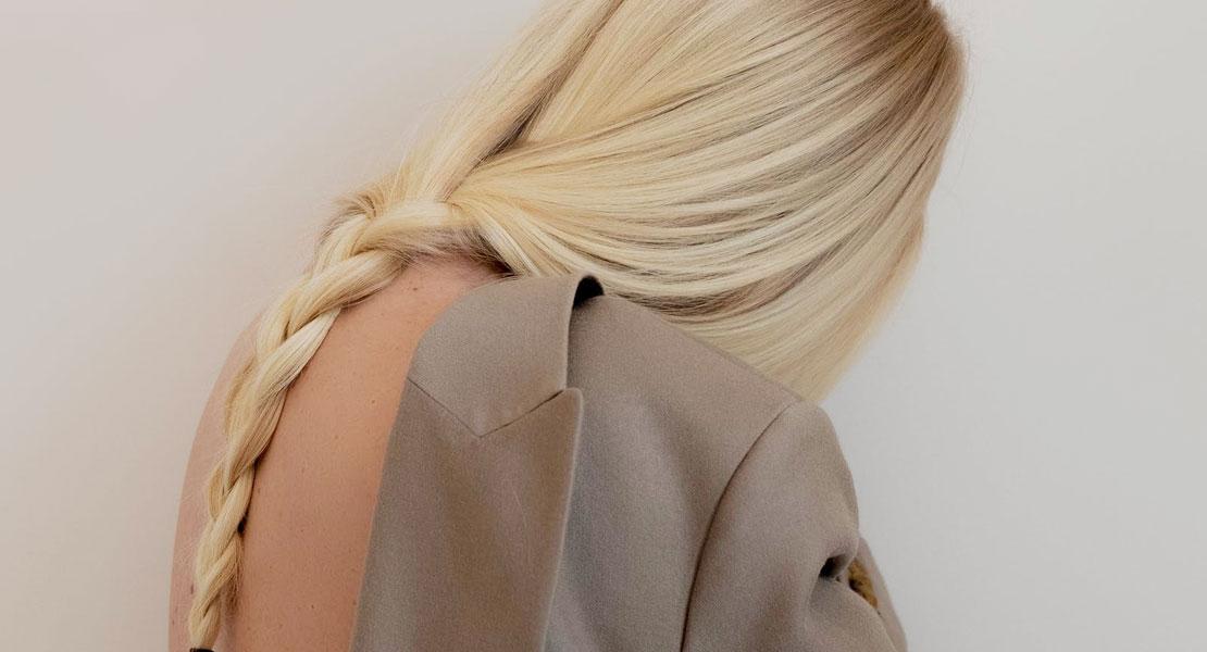 peinados bonitos con trenzas