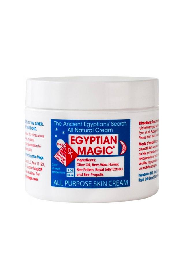 productos de belleza de celebrities Crema Mágica Egyptian Magic
