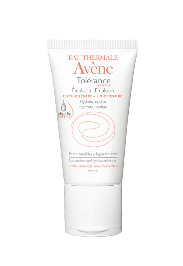 productos para piel sensible Emulsión Tólerance Extreme de Àvene