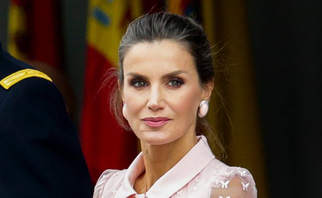 La dieta de la Reina Letizia
