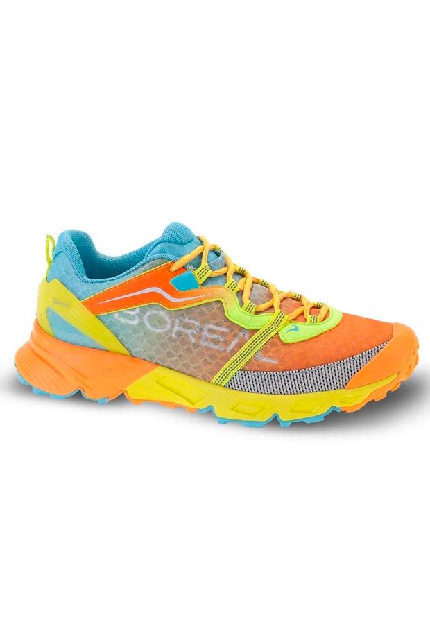 zapatillas para correr Zapatillas de trail running Saurus Ws Boreal