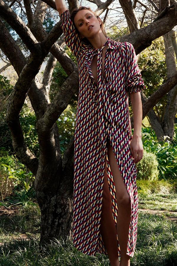Vestido de Zara de otoño 2020