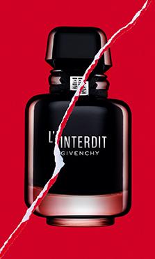 La fragancia definitiva de la temporada es de Givenchy
