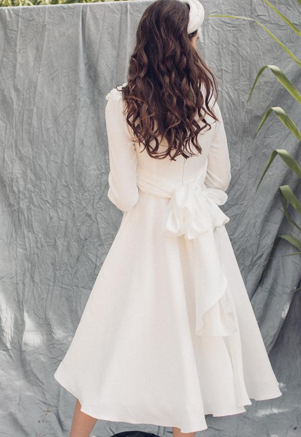 Vestido de novia de la colección ready-to-love de Cherubina