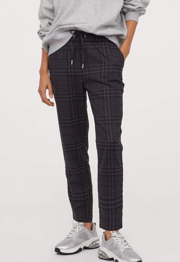 Pantalón de H&M de cuadros
