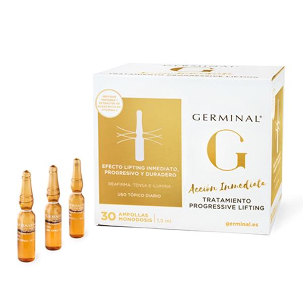 Novedades belleza otoño 2020: Tratamiento Germinal Progressive Lifting