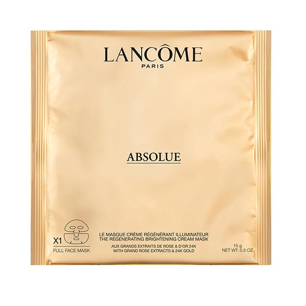 Novedades belleza otoño 2020: Absolue Golden Cream Mask de Lancôme