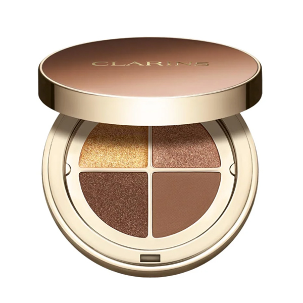 Novedades belleza otoño 2020: Sombras de ojos 4 colores de Clarins