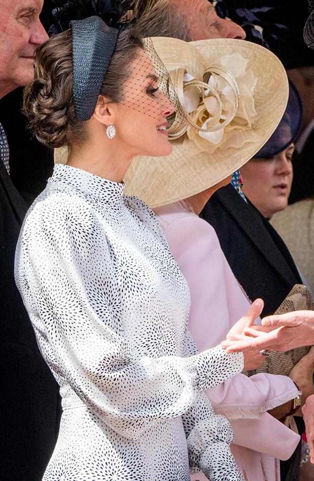 peinados de la Reina Letizia