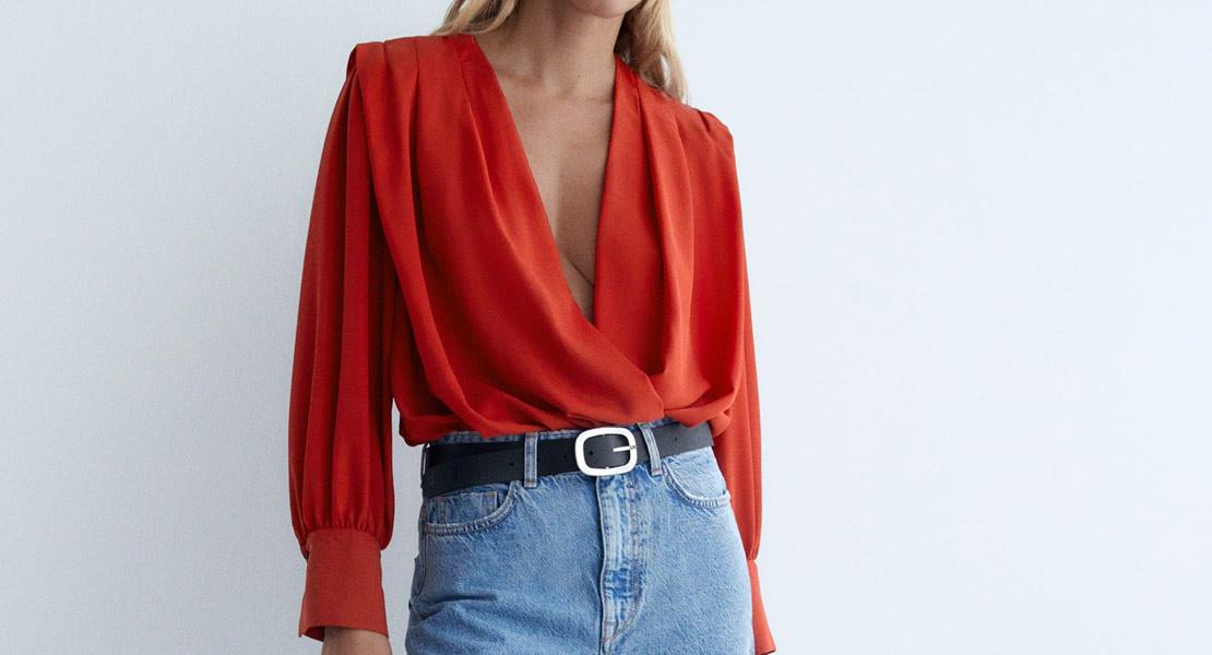 Tendencia prendas rojas
