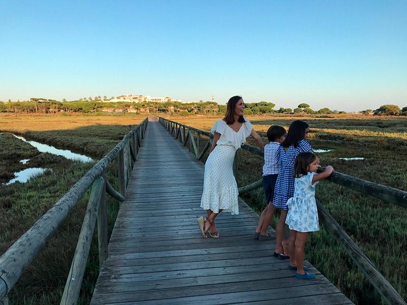 Viajar con niños por España: Precise Resort El Rompido