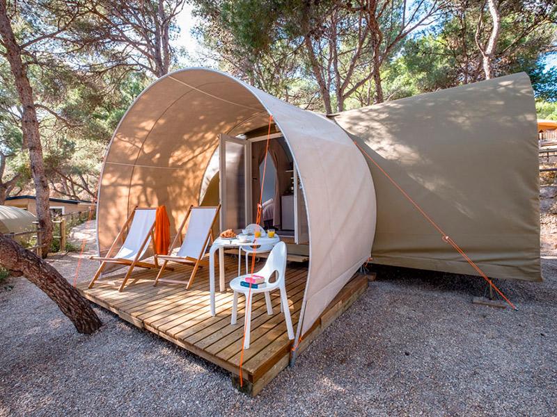 Viajar con niños por España: Campings de Tarragona