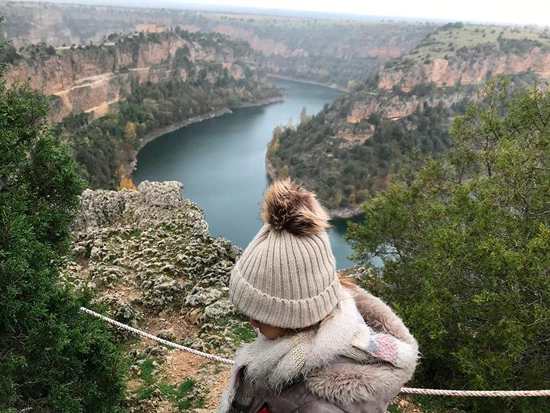 Viajar con niños por España: Hoces del Río Duratón