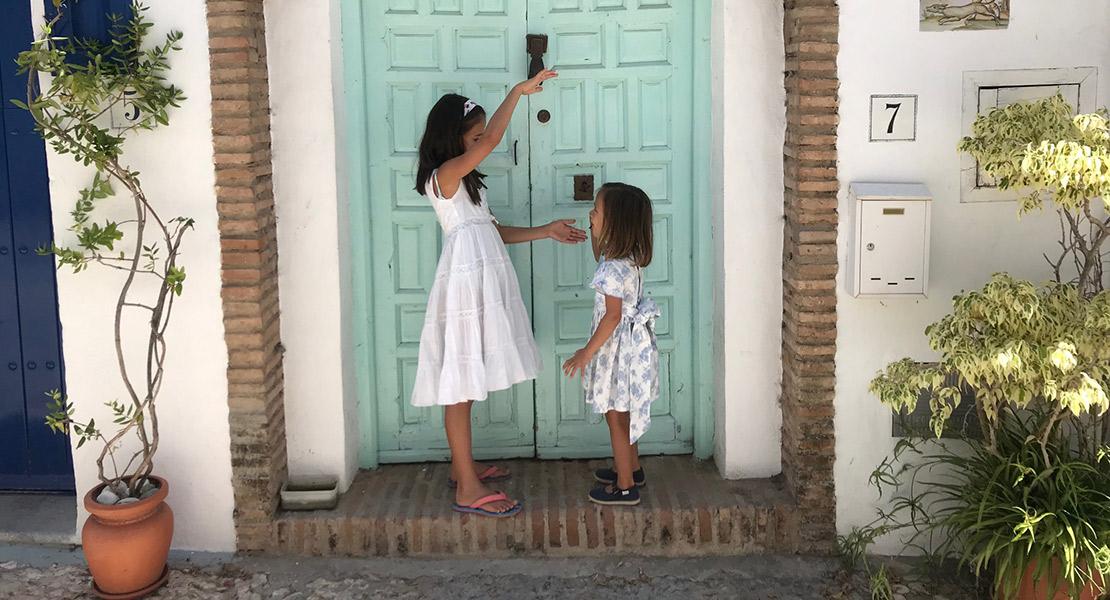 Viajar con niños por España
