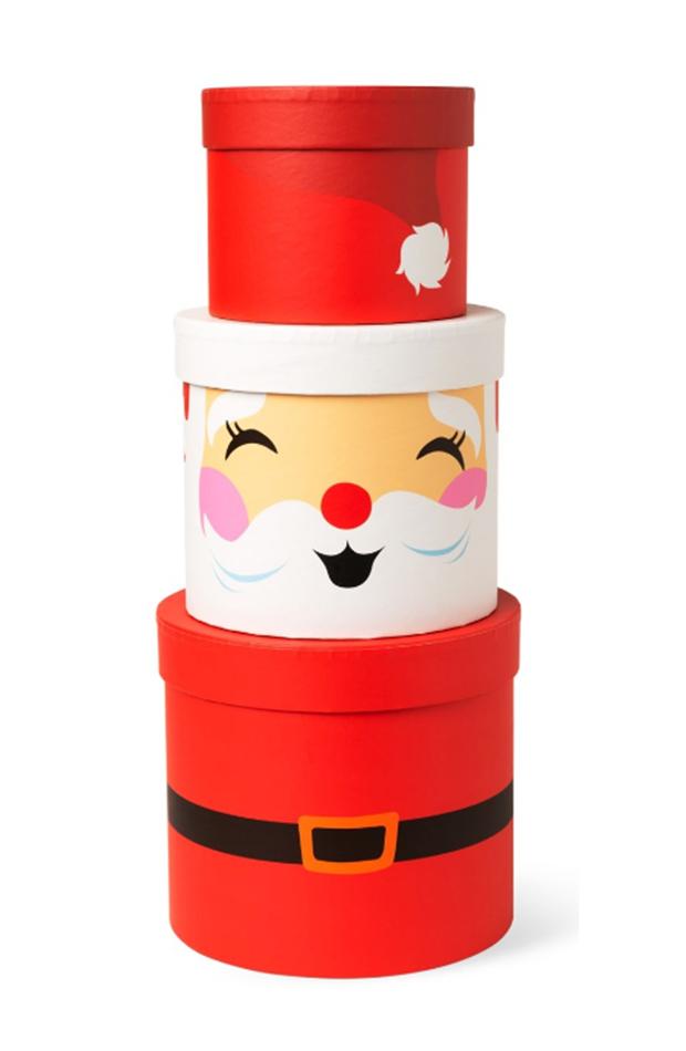 adornos navideños caja tiger