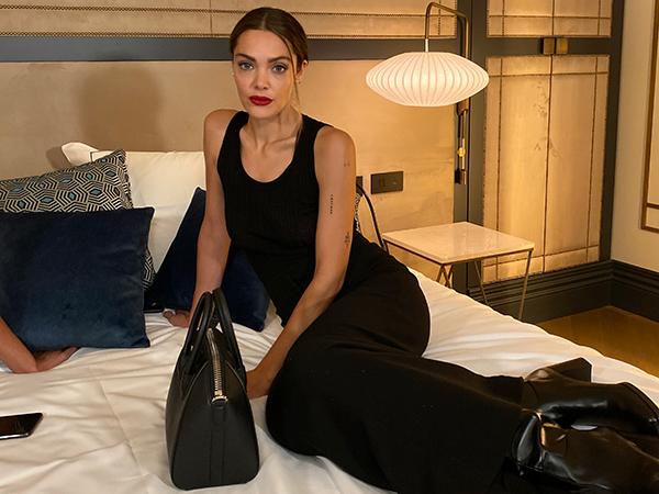 Ana Rujas para Givenchy