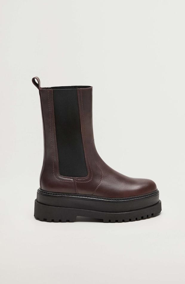 botas chunky