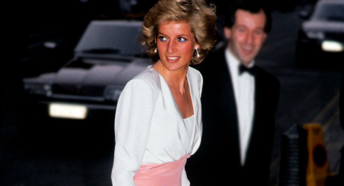 Estilo de Diana de Gales