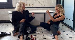 El lado más íntimo de Gigi Vives y Laura Hayden
