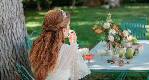 Una boda íntima pero con la misma ilusión