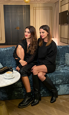 Olivia Molina y Macarena Gómez se sinceran en L'Interdit Sessions