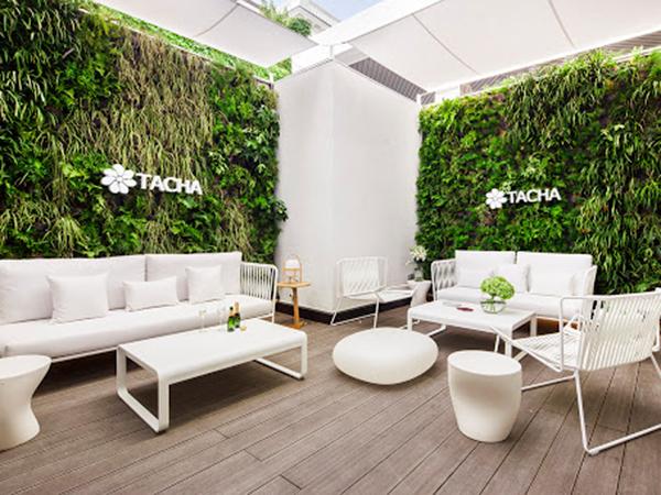 © Tacha beauty salones de belleza limpieza de cutis centros de belleza