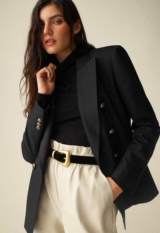 Blazer entallada de los Special Prices de Zara