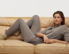 Los leggings están de moda y se llevan así