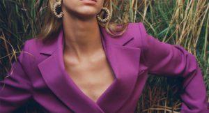 Con estas blazers de Zara solucionas todos tus looks de fiesta