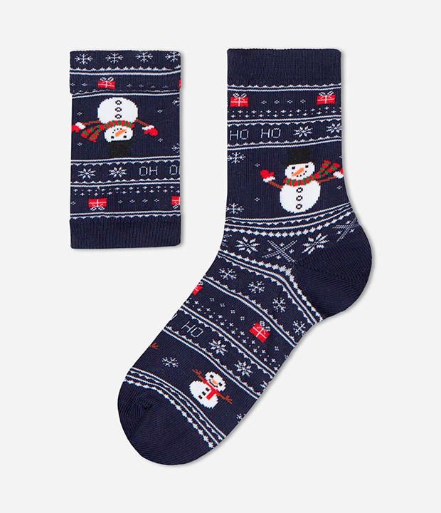 Calcetines para navidad de Calzedonia