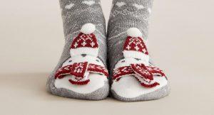 Los calcetines más chulos para regalar en Navidad