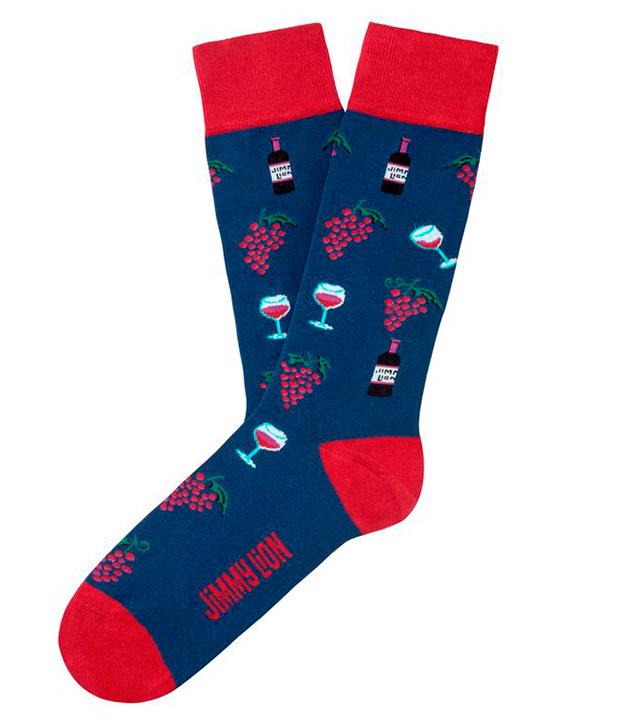 Calcetines para navidad de Jimmy Lion