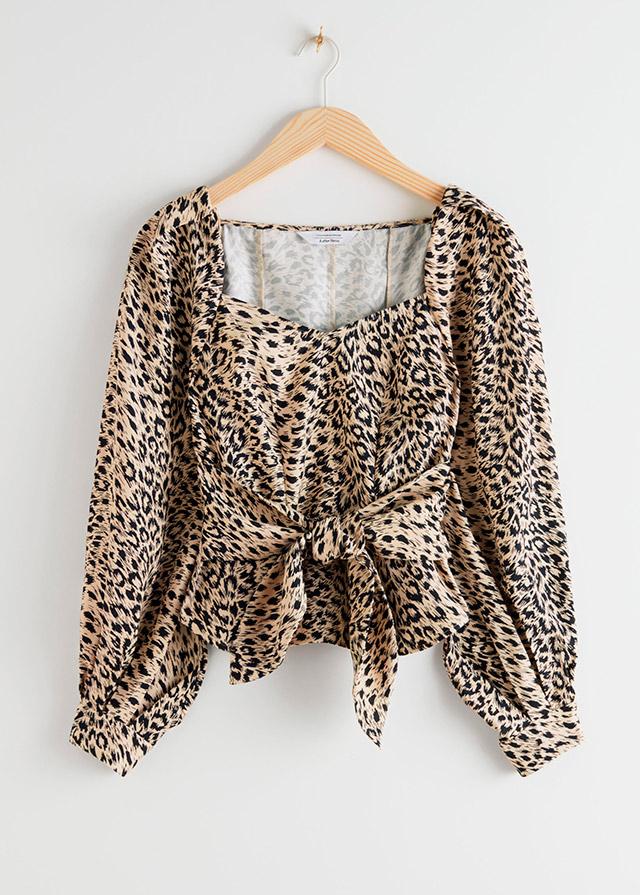 Camisa de leopardo de Other Stories