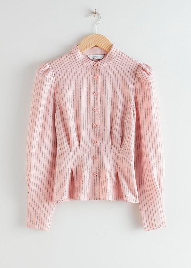 Blusa rosa de Other Stories