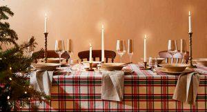 Las mejores ideas para decorar tu mesa de Navidad