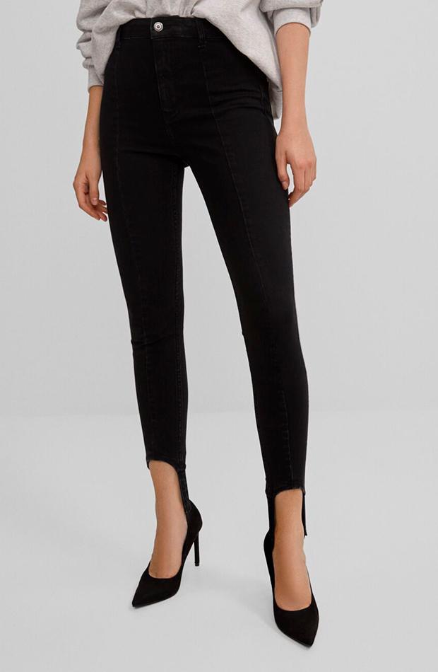 pantalones fuseau