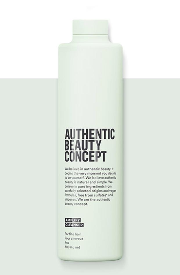 productos para el pelo más vendidos: Champú amplificador de Authentic Beauty Concept