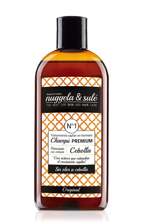 productos para el pelo más vendidos: Champú de cebolla de Nuggela Sulé