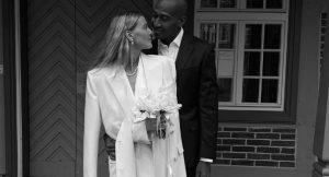 Las novias del 2021 cambiarán los vestidos por los trajes de chaqueta