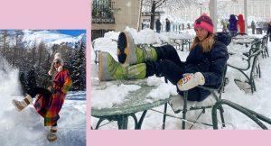 Las botas après ski que llevarás en tus looks urbanos