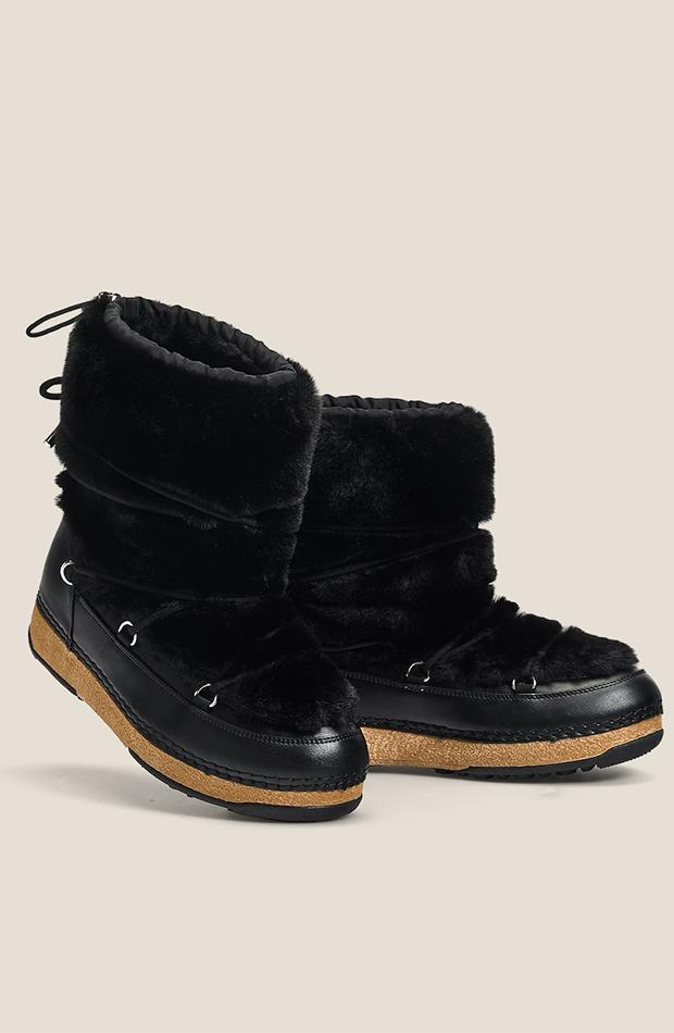 botas après ski Oysho